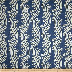 Waverly Turning Tides Chintz Indigo