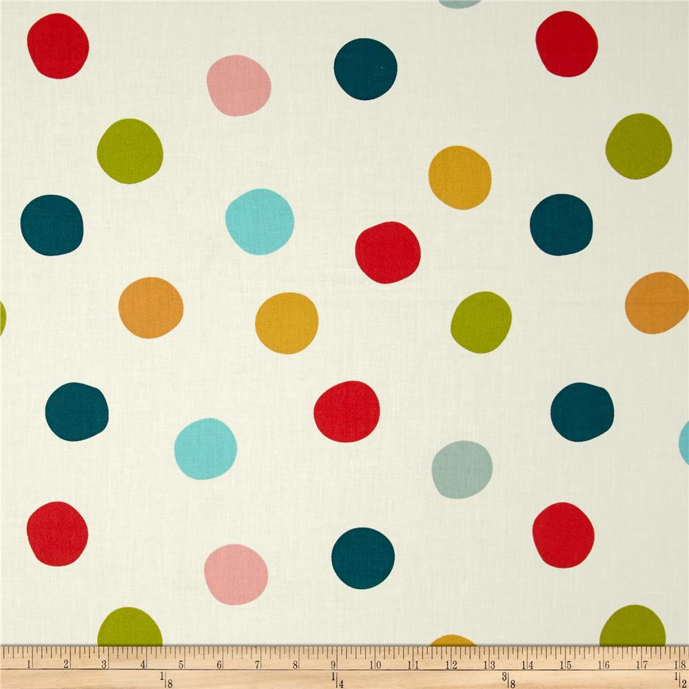 Birch Organic Mod Basics 3 Pop Dots Multi