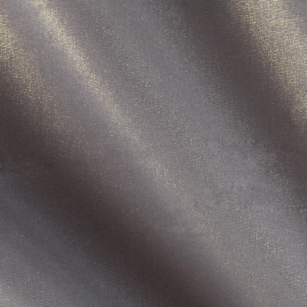Shimmer Stretch Poplin Grey/Gold