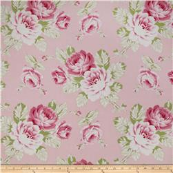 Tanya Whelan Sunshine Roses Full Bloom Roses Pink