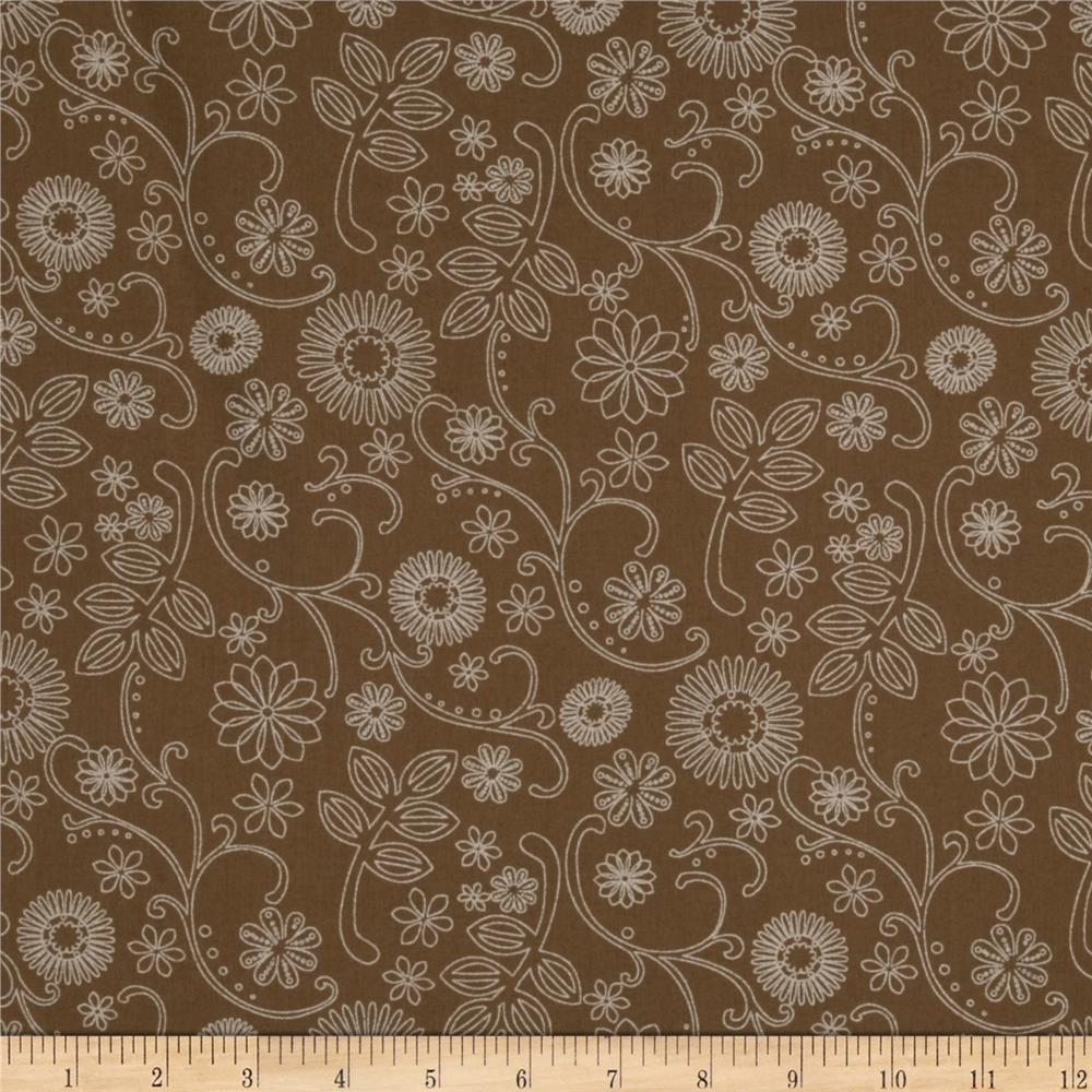 "110"" Wide Quilt Backing Signature Taupe - Discount ..."
