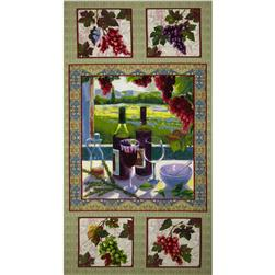 Wine Country Panel Multi