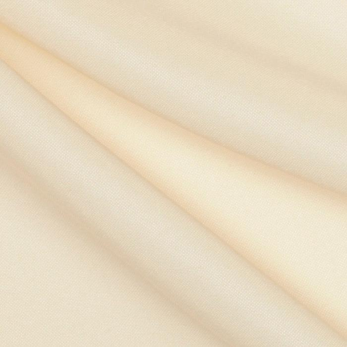 120'' Tablecloth Fabric Cream