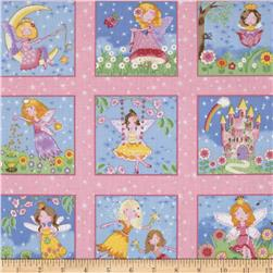 Fairy Repeating Stripe Multi