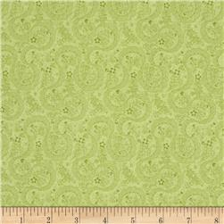 Symphony Rose Ribbons Green