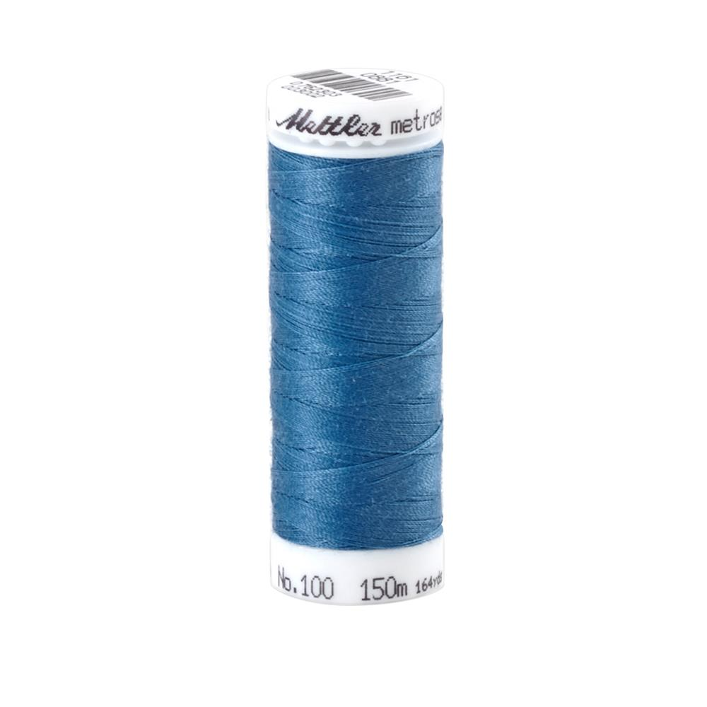 Mettler Metrosene Polyester All Purpose Thread Wedgewood