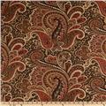 Premier Prints Paisley Stucco/Natural