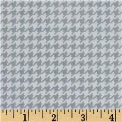 Michael Miller Tiny Houndstooth Fog