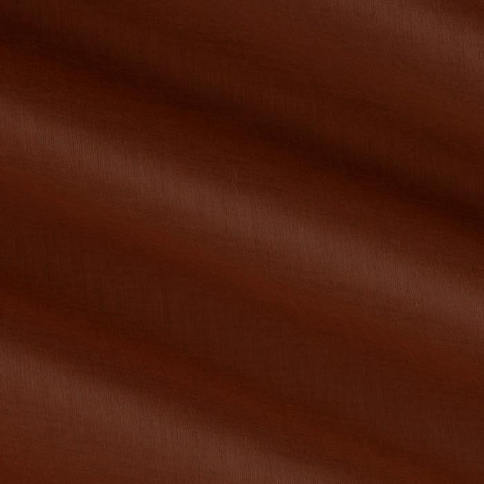 Window Sheer Voile Plumberry Brown
