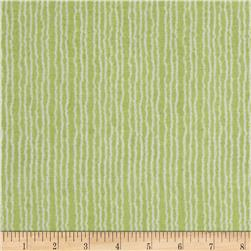 Sweet Pea Stripe Green
