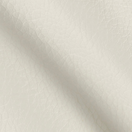 Image of Faux Leather Fabric Calf White