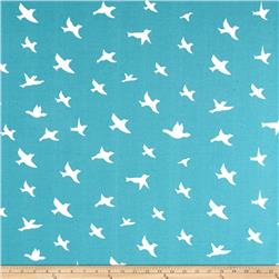 Premier Prints Indoor/Outdoor Bird Silhouette Ocean