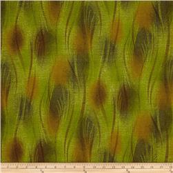 Amber Waves Woven Matts Leaf