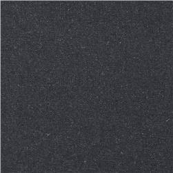 Raw Silk Noil Smoke Grey