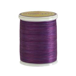 Superior King Tut Cotton Quilting Thread 3-ply 40wt 500yds Crushed Grapes