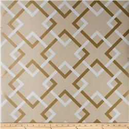 Fabricut 50174w Carrefours Wallpaper Sand 03 (Double Roll)