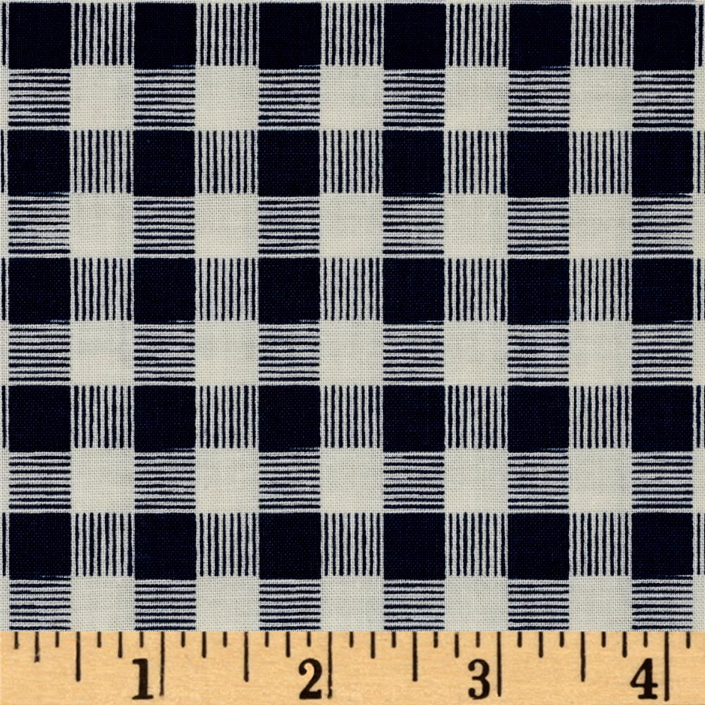 Riley Blake High Adventure Plaid Blue