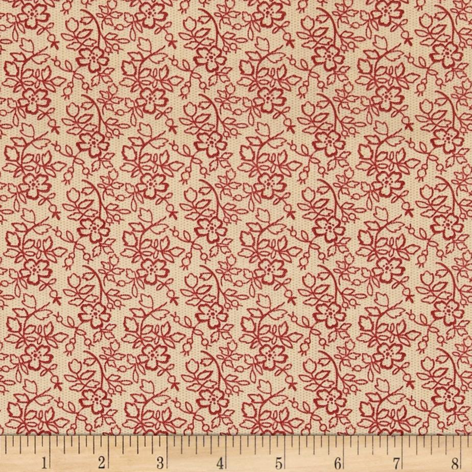 Bella Flower Vines Tan