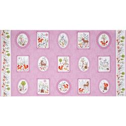 Gentle Forest Picture Frames Pink