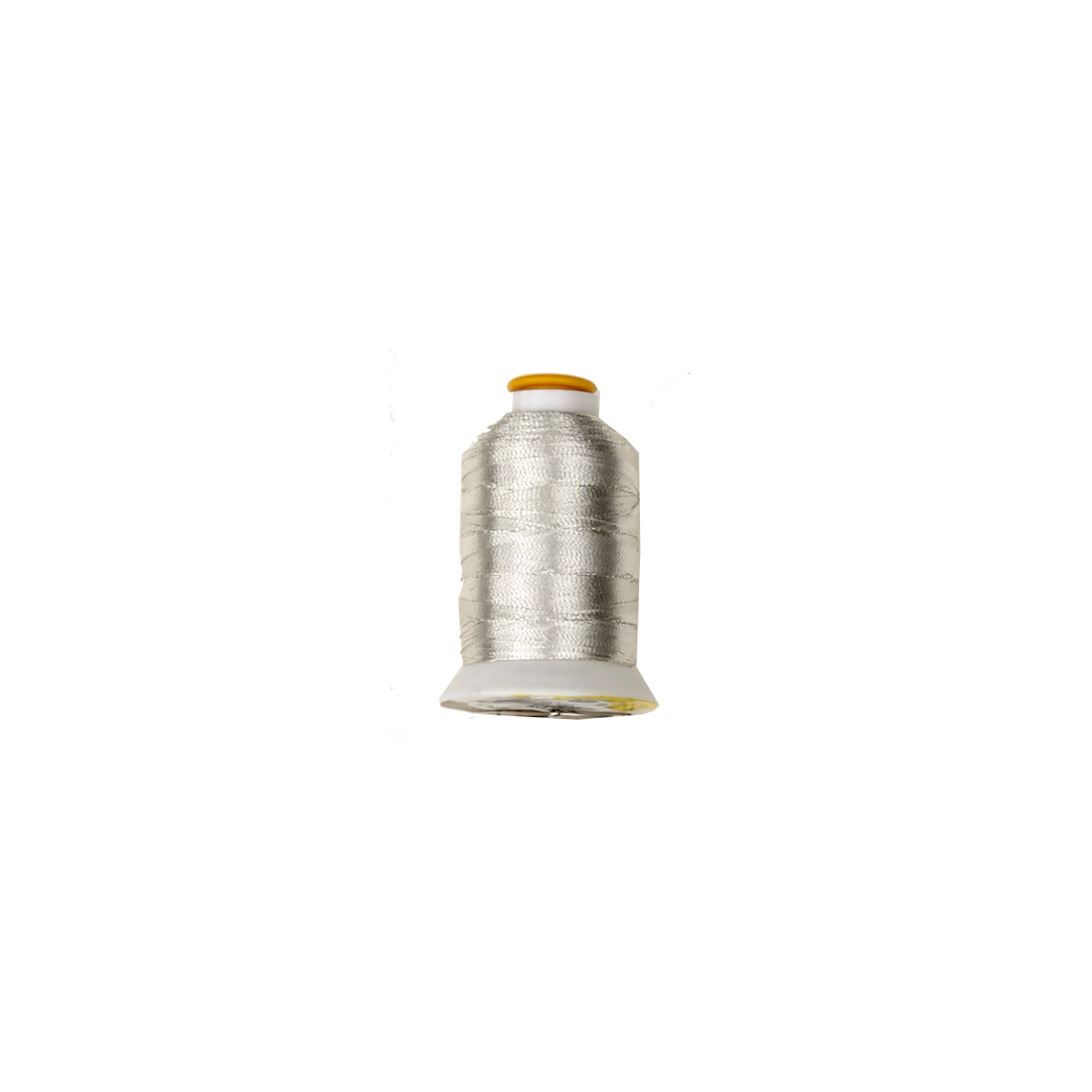 Picture of Coats  Clark Metallic Embroidery Thread 600 YD Silver