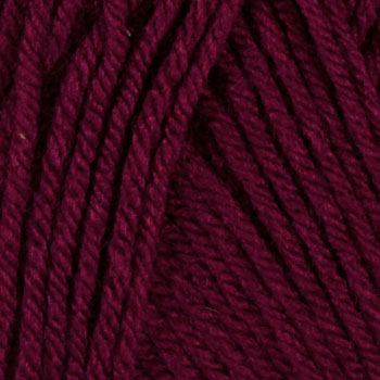 Lion Brand Vanna's Choice Yarn (141) Wild Berry