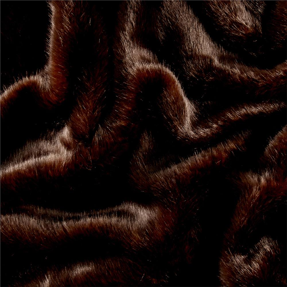 Tip Dyed Sable Fur Mink