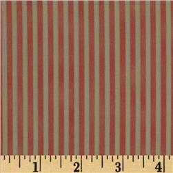 Graphix Stripes Peach Ecru