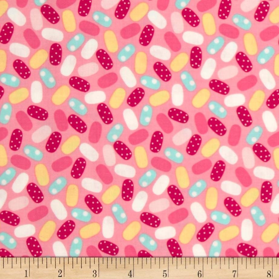 Sweet Shoppe Jelly Beans Rose/Multi