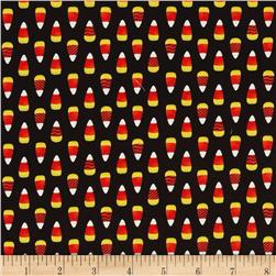 Fangtastic Glow In The Dark Candy Corn Black
