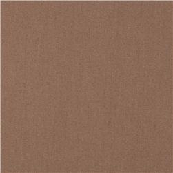 Premium Broadcloth Cocoa Fabric