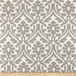 Premier Prints Holly Damask  Ecru