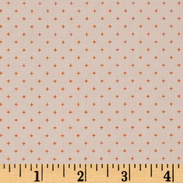 Image of Cotton + Steel Add It Up Taffy Fabric