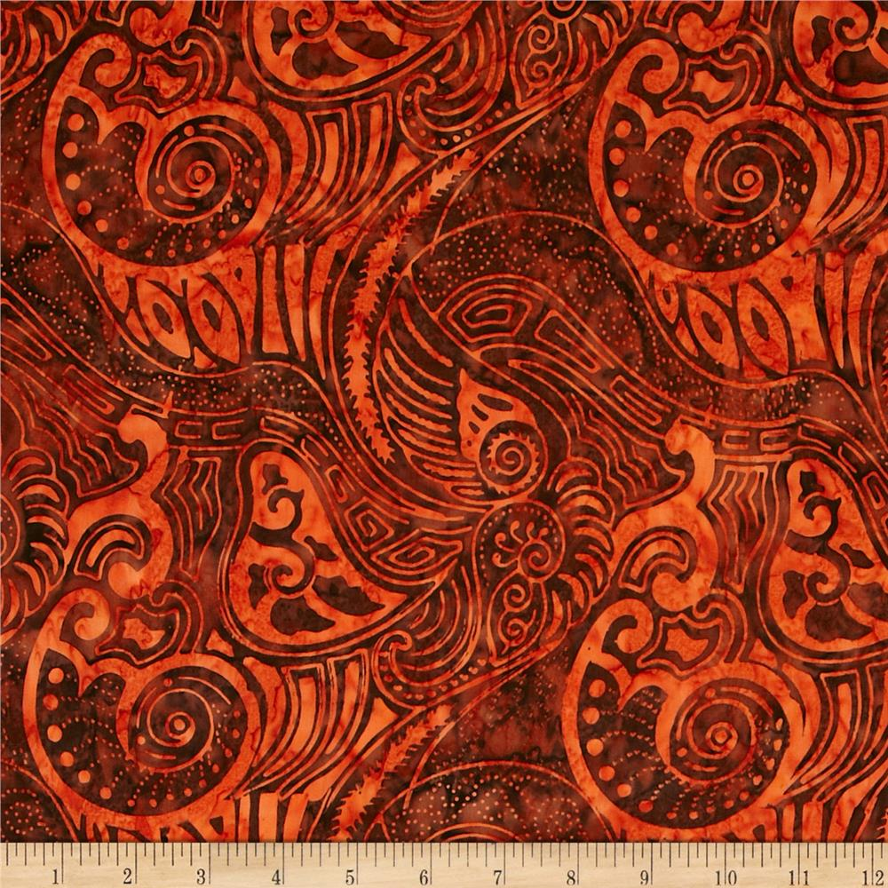 Timeless Treasures Tonga Batiks Abstract Geo Heirloom