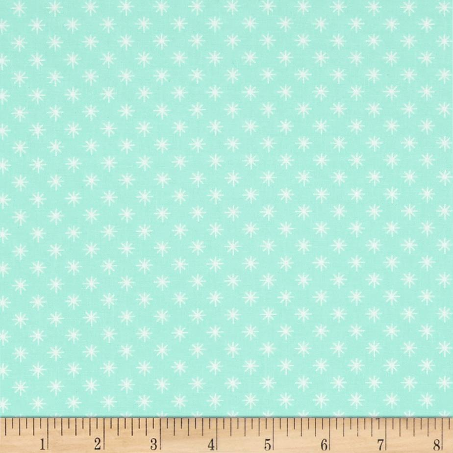 Moda Sugar Pie Sprinkle Aqua