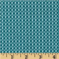 Cotton & Steel Netorious Teal
