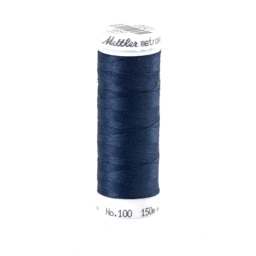 Mettler Metrosene Polyester All Purpose Thread Concord