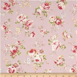 Lecien Rococo Sweet Small Floral Lavender