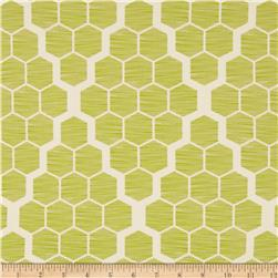 Joel Dewberry Bungalow Home Decor Sateen Hive Grass