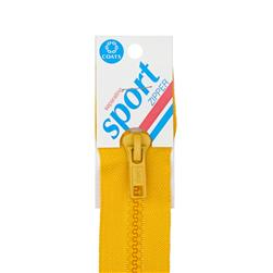 "Coats & Clark Sport Separating Zipper 16"" Spark Gold"