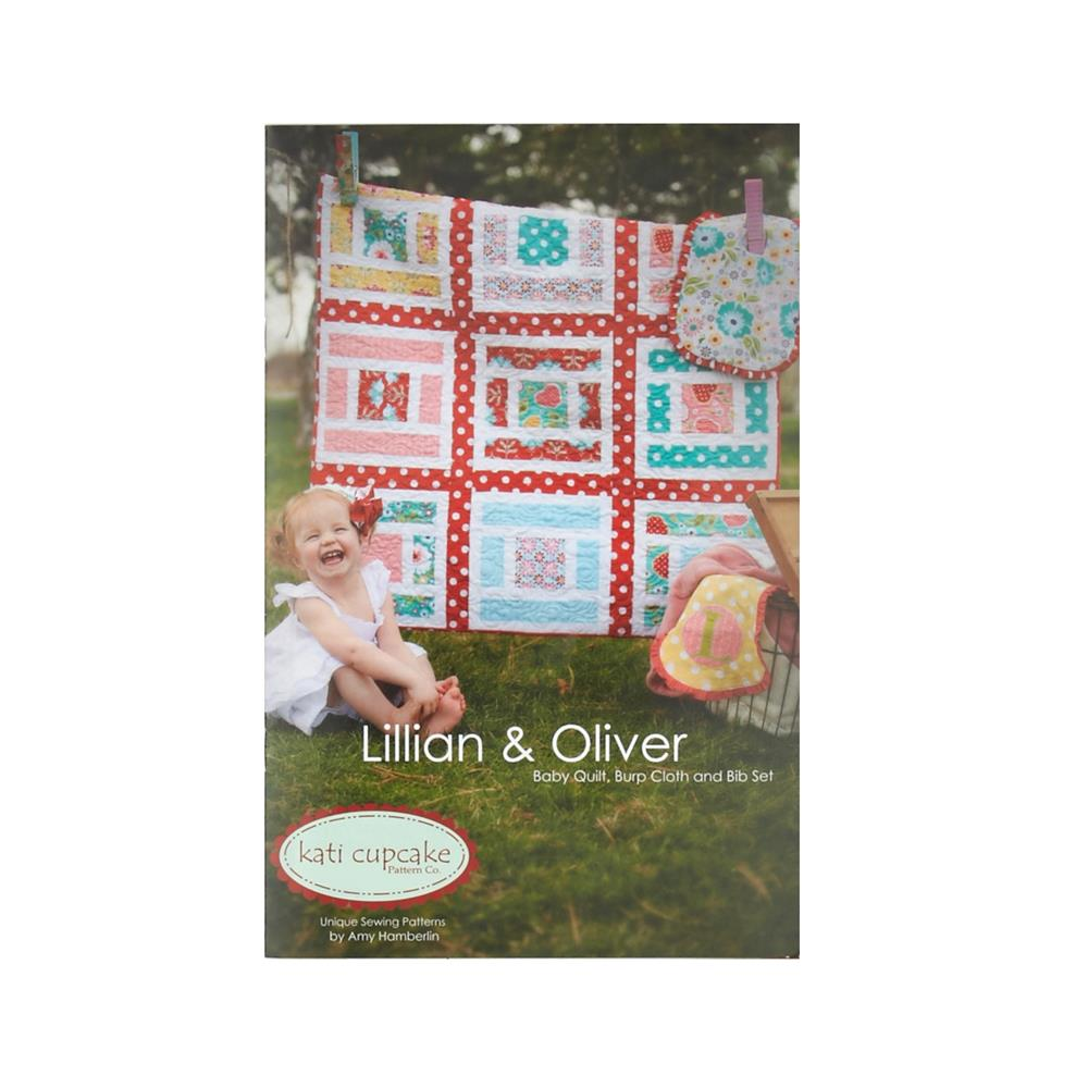 Katie Cupcake Lillian And Oilver Pattern