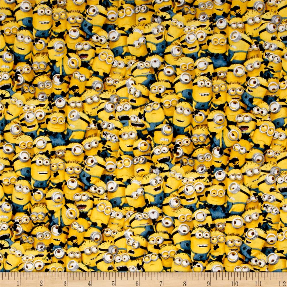 Millions Of Minions Packed Minions Yellow Discount