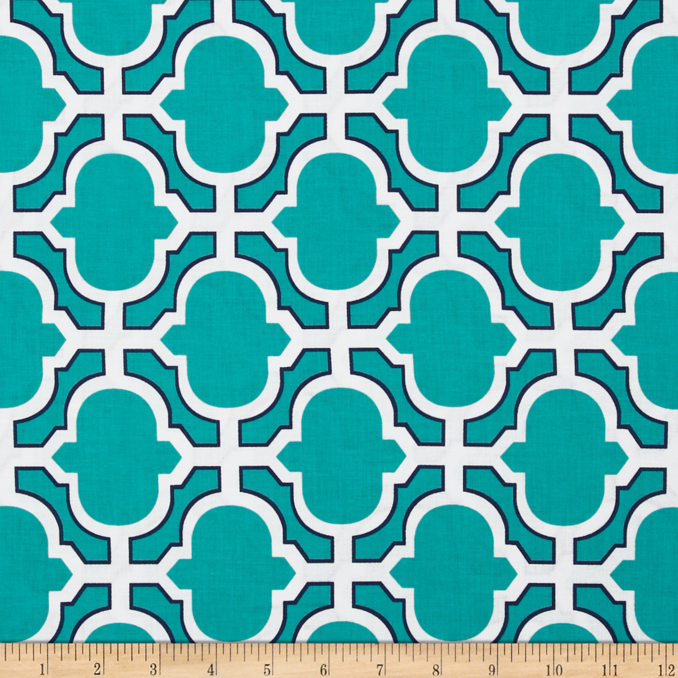 Michael Miller Midnite Gems Heather Teal Fabric