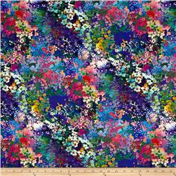Wildwood Way Digiprint Floral Impressions Multi