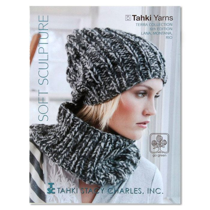 Tahki Pattern Book Soft Sculpture Terra Collection 6th Edition