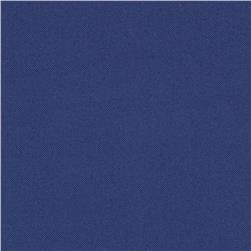 Kaufman Kona Cotton 60'' Deep Blue Fabric