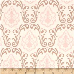 The Love Collection Divine Damask Ivory