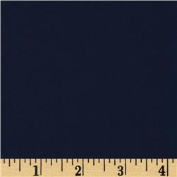 Poly Single Knit Navy