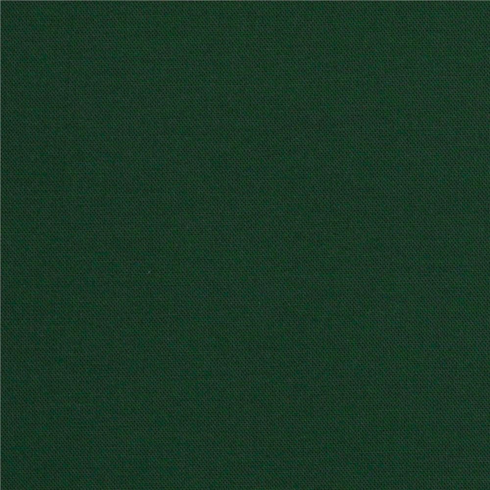 Kona Cotton Hunter Green Discount Designer Fabric