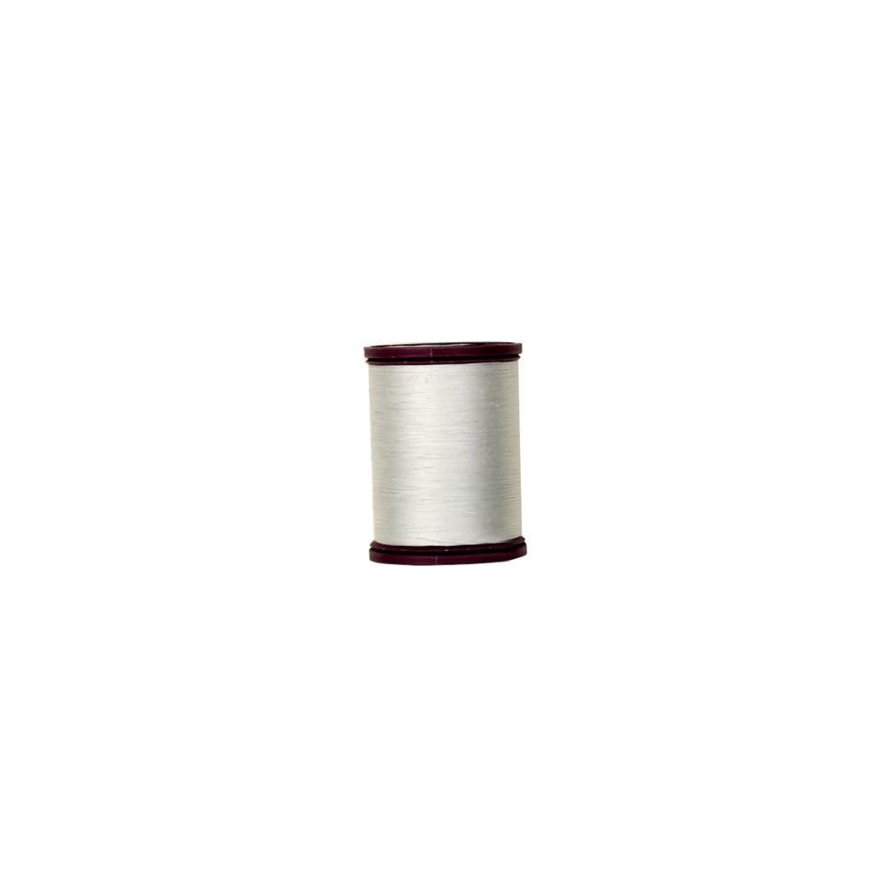 Cotton + Steel 50 Wt. Cotton Thread by Sulky Light Silver 660 yd. Spool