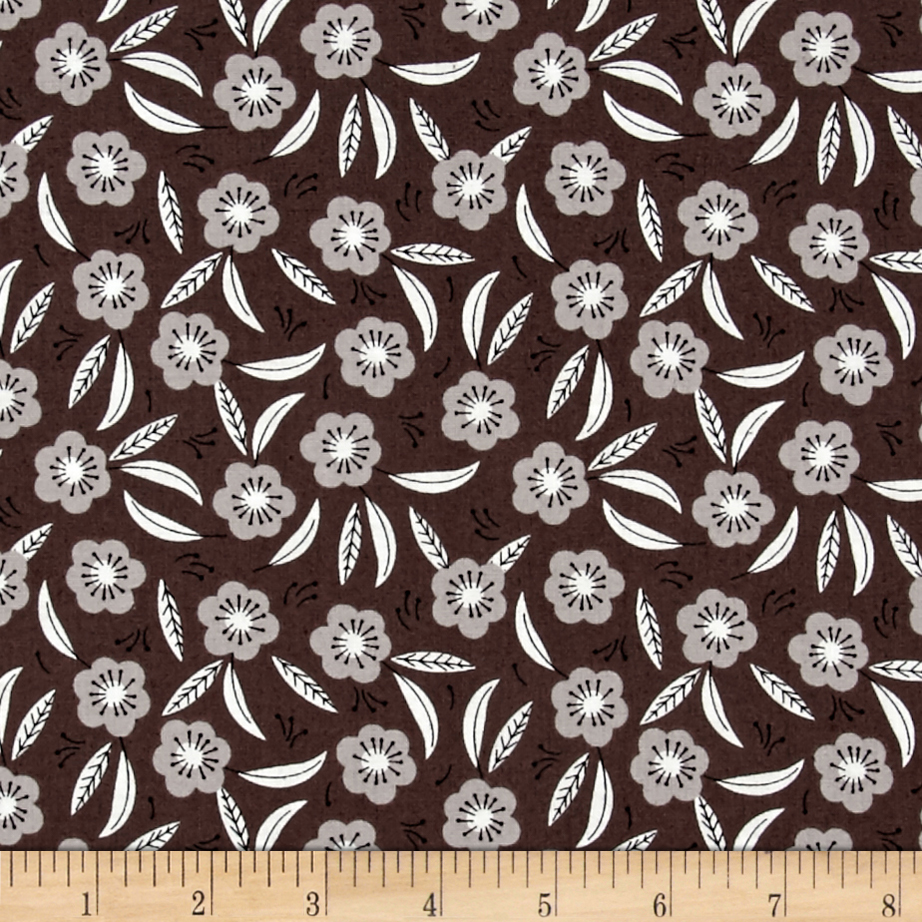 Captivate Tonal Dark Taupe Fabric Style 446689 by Eugene in USA